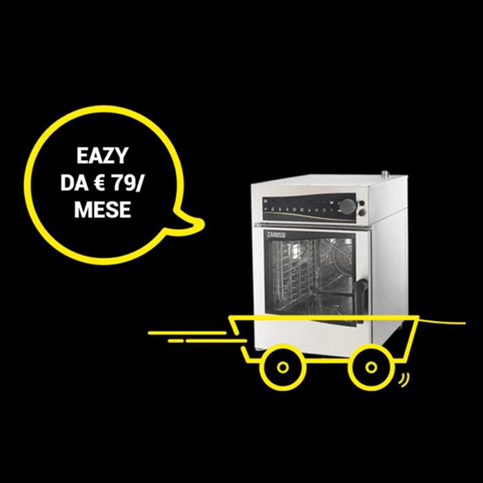 Noleggio Eazy forno compatto