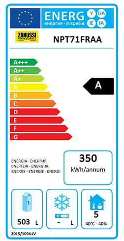 etichetta energetica 072019